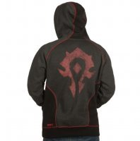 Кофта World of Warcraft HORDE Classic PREMIUM Hoodie (размер XS)