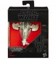 Фигурка Star Wars (Episode VII - The Force Awakens) Black Series Titanium Vehicles - Boba Fett's Slave I
