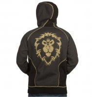 Кофта World of Warcraft ALLIANCE Classic PREMIUM Hoodie (размер XS)