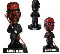 Фигурка Star Wars - DARTH MAUL Bobble Head Figure