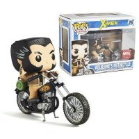 Фигурка Funko Pop! Marvel - Wolverine's Motorcycle (Marvel Collector Exclusive)