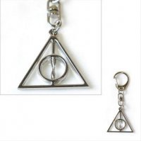 Брелок Harry Potter Deathly Hallows (Дары смерти) KeyChain