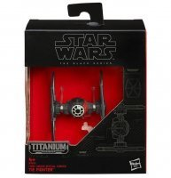 Фигурка Star Wars (Episode VII - The Force Awakens) Black Series Titanium Vehicles - TIE Fighter