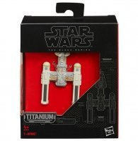 Фигурка Star Wars (Episode VII - The Force Awakens) Black Series Titanium Vehicles - Y-Wing Fighter