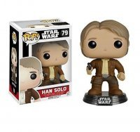 Фигурка Funko Pop! Star Wars - Episode 7 - Han Solo