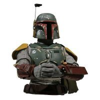 Фигурка-копилка Star Wars Boba Fett Bust Bank