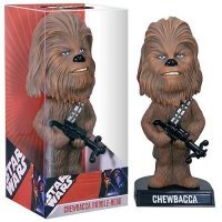 Фигурка Star Wars - Chewbacca Bobble Head Figure