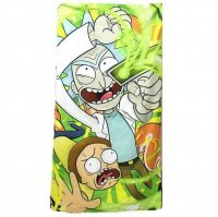 Полотенце Рик и Морти Rick and Morty Towel 140 x 70 cm