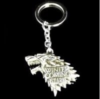 Брелок Game of Thrones Stark Wolf (Winter is Coming) #2