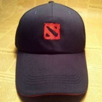Кепка Dota 2 Dark Blue Hat