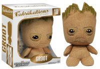 Мягкая игрушка Fabrikations Funko Marvel: Groot Plush