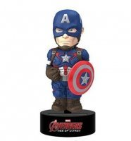 Фигурка Avengers - Age of Ultron Captain America Bodyknocker Bobble Head