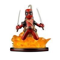 Фигурка Quantum Mechanix Deadpool Vinyl Q Figure