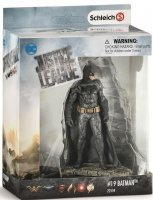 Статуэтка DC Schleich Justice League Movie: Batman Action Figure