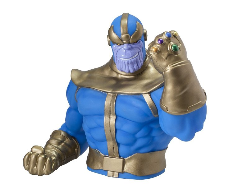 Бюст копилка Marvel Thanos Bust Bank Танос