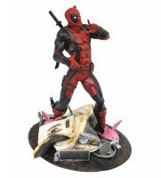 Фигурка Дэдпул Diamond Select Toys Marvel Gallery: Taco Truck Deadpool
