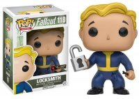 Фигурка Funko Pop! Fallout - Locksmith Exclusive
