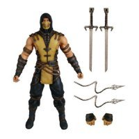 Фигурка Mortal Kombat X. Scorpion