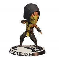 Фигурка Mortal Kombat X Scorpion Bobble Head