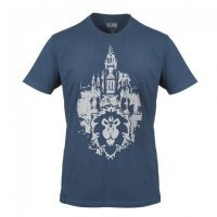 Футболка World of Warcraft Alliance Tee Gamescom (мужск., размер L)