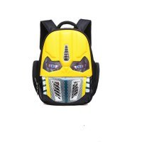 Рюкзак Transformers School Backpack Waterproof (жёлтый)