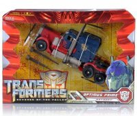 Фигурка Transformers Optimus prime Voyager robot Action figure
