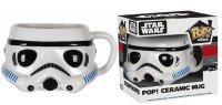 Чашка FUNKO POP! STAR WARS Sculpted ceramic Mug - Stormtrooper 12 oz